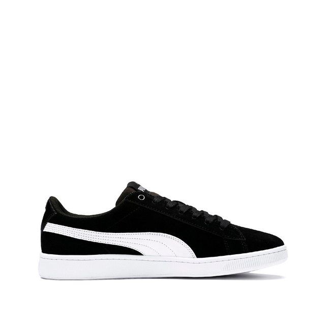 Vikky V2 Leather Trainers