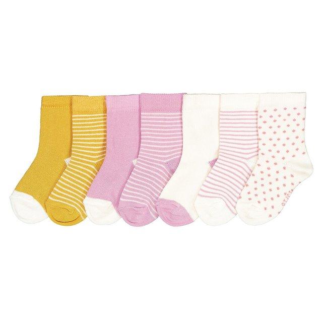 Σετ 7 ζευγάρια κάλτσες, 15 18-23 26
