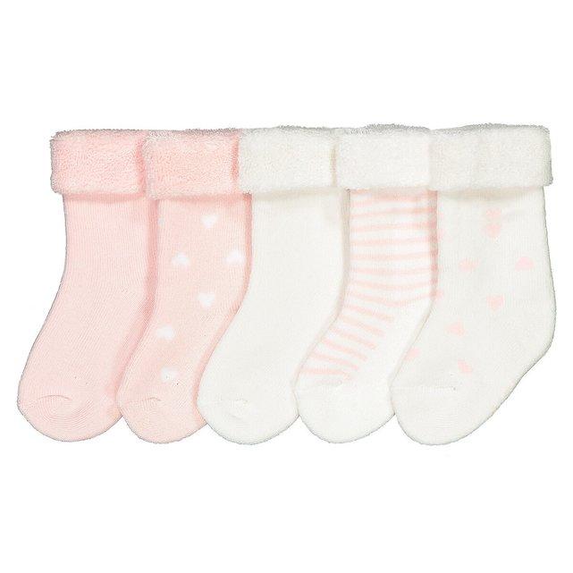 Σετ 5 ζευγάρια κάλτσες, 13 14-19 20