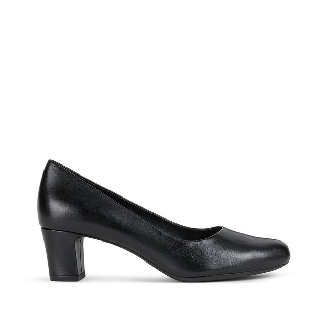 Umbretta Leather Heels