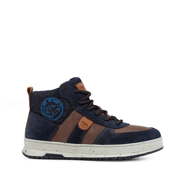 Kids WWF Astuto Trainers in Leather