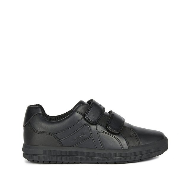 Kids Arzach Leather Trainers