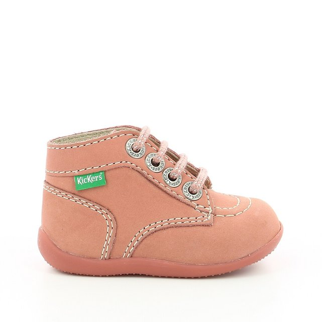 Kids Bonbon Ankle Boots in Suede