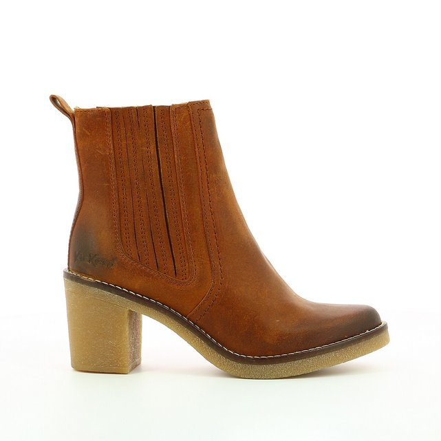 Averny Leather Boots