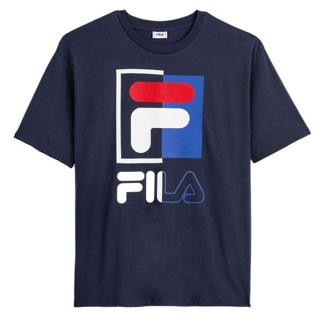 Κοντομάνικο T-shirt με λογότυπο