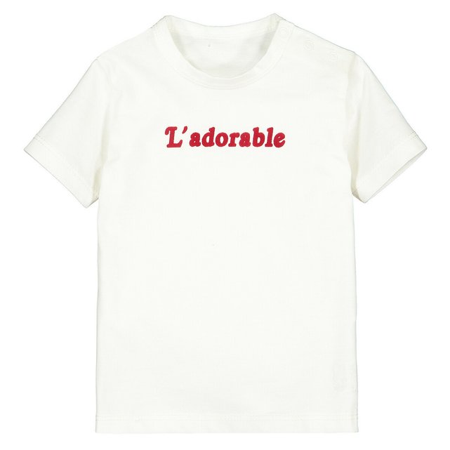 Κοντομάνικο T-shirt, 3 μηνών - 2 ετών