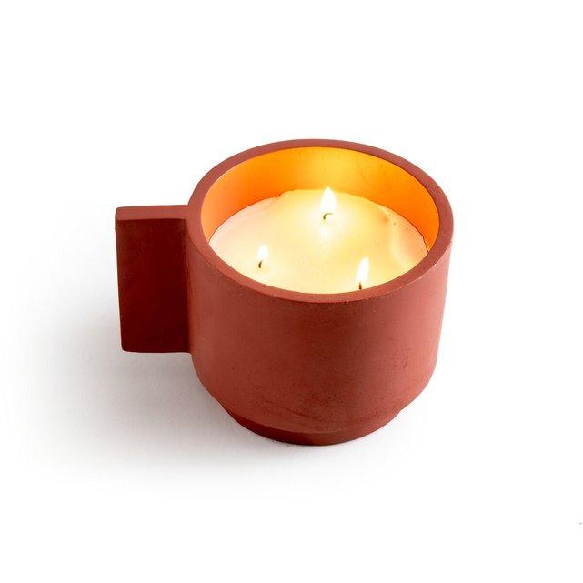 Κερί σε ρεσό από τσιμέντο, Hempie