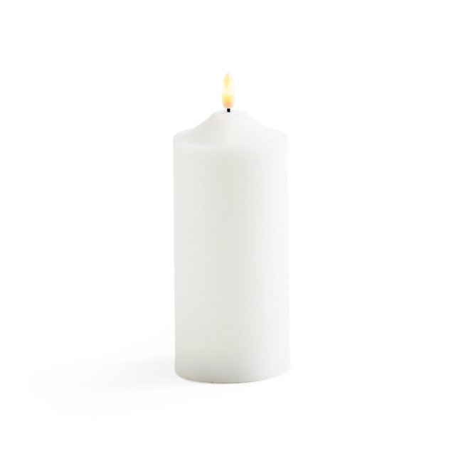 Κερί LED Δ7,5 x Υ17 εκ.