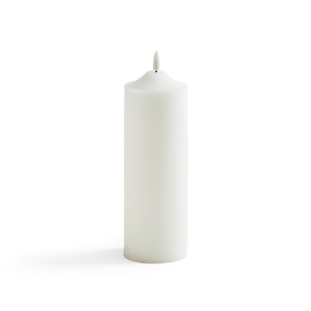 Κερί LED Δ7,5 x Υ22 εκ.