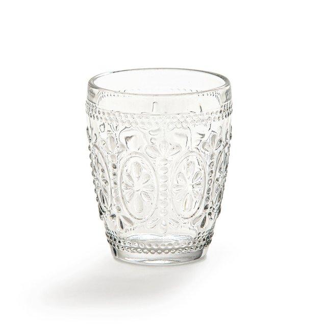 Σετ 6 ποτήρια, Flora