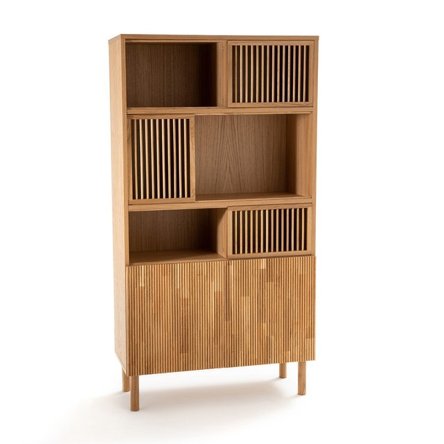 Βιβλιοθήκη από ξύλο δρυ, Bilbao
