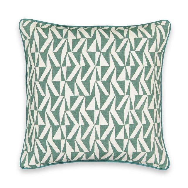 Θήκη για μαξιλαράκι με γεωμετρικό μοτίβο, Lyere