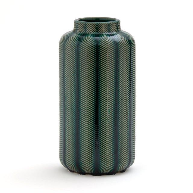 Κεραμικό βάζο Υ31 εκ., Estria