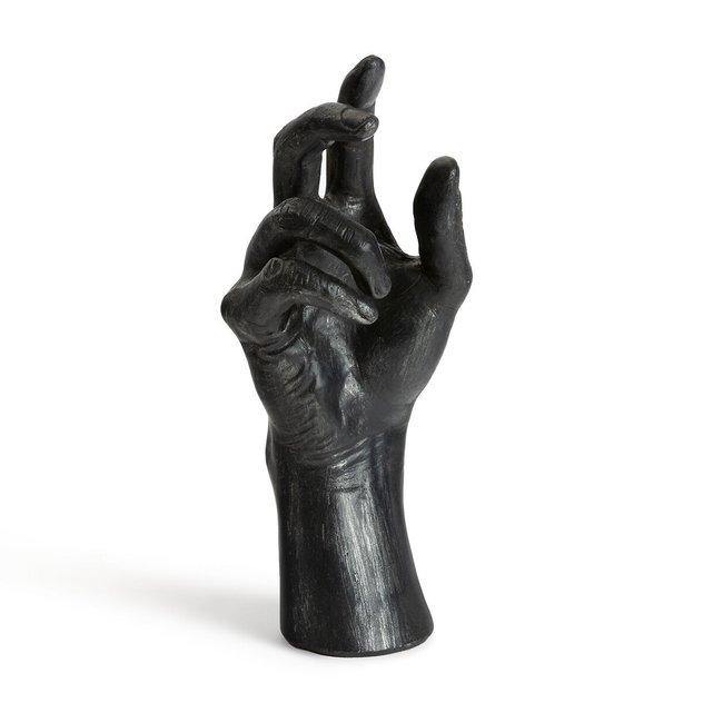 Γλυπτό χέρι από συνθετική ρητίνη Υ26,5 εκ., Chiro
