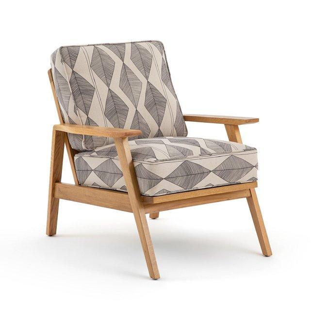 Πολυθρόνα vintage με έθνικ μοτίβο, Batik