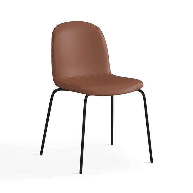 Καρέκλα από συνθετικό δέρμα, Tibby