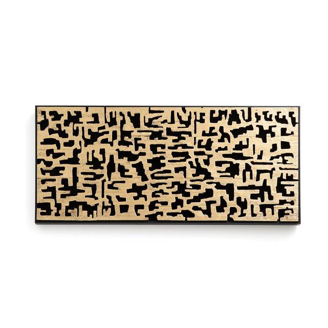 Διακοσμητικό τοίχου από σκαλιστό ξύλο Π120 εκ., Catacombe