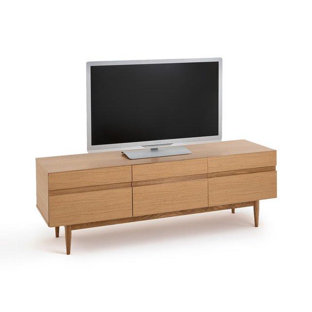 Έπιπλο τηλεόρασης από ξύλο δρυ 160 εκ., Laval