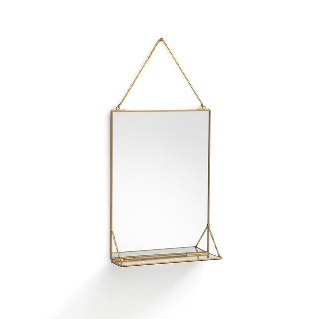 Ορθογώνιος καθρέφτης με ράφι, Uyova