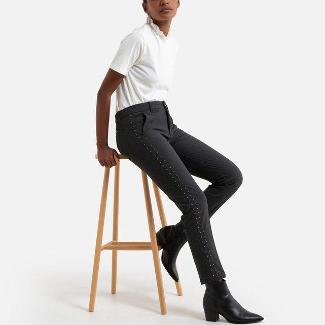 Ίσιο παντελόνι, Claudia Polyneo