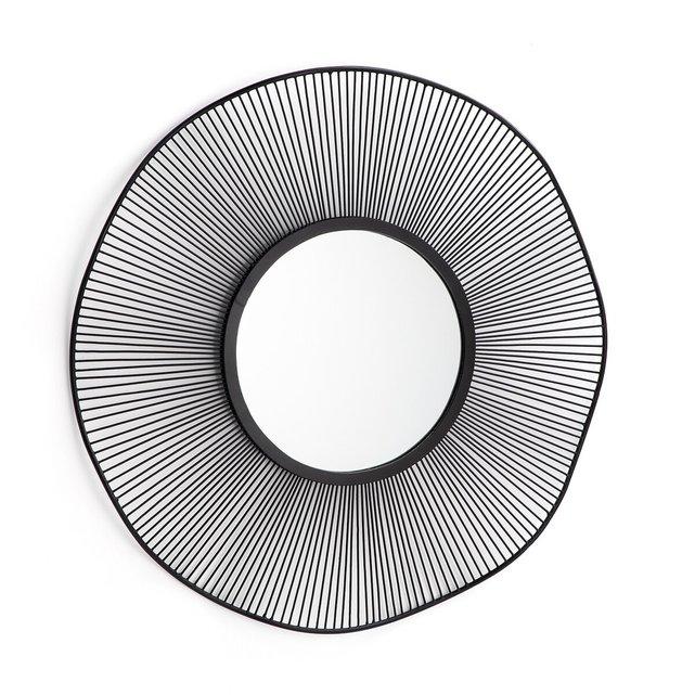 Μεταλλικός καθρέφτης σε σχήμα ήλιου, Spyk