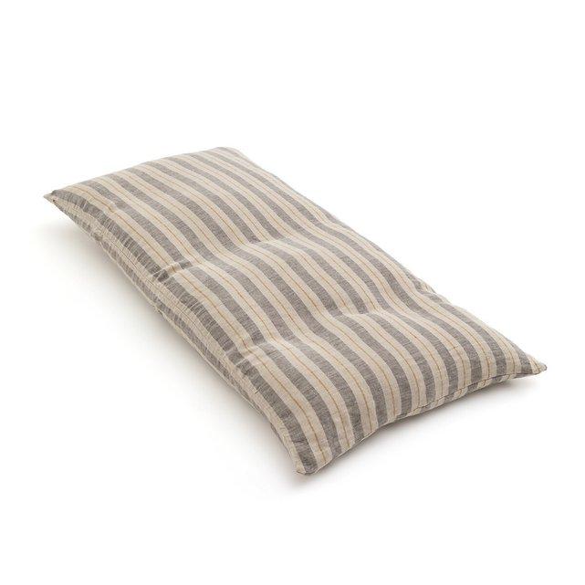 Θήκη για στρώμα δαπέδου από λινό, Shaker
