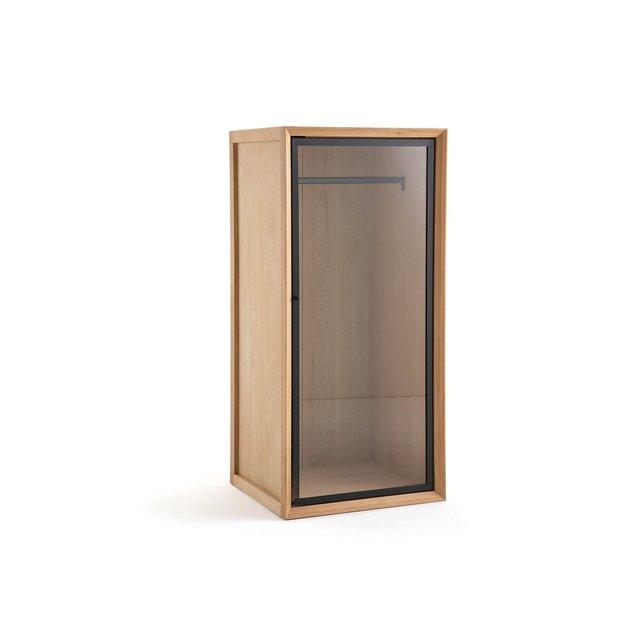 Μονό ψηλό ντουλάπι σύνθεσης ντουλάπας Joaquin