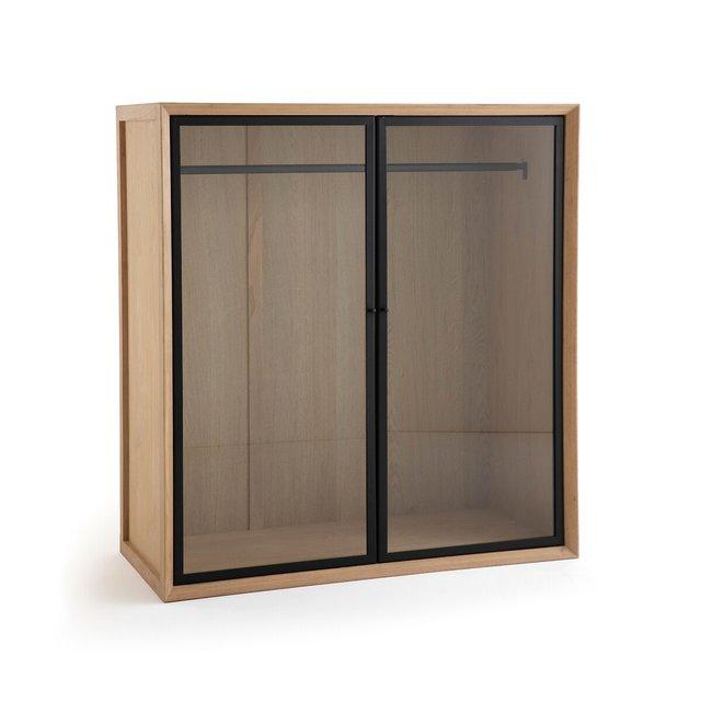 Διπλό ψηλό ντουλάπι σύνθεσης ντουλάπας Joaquin