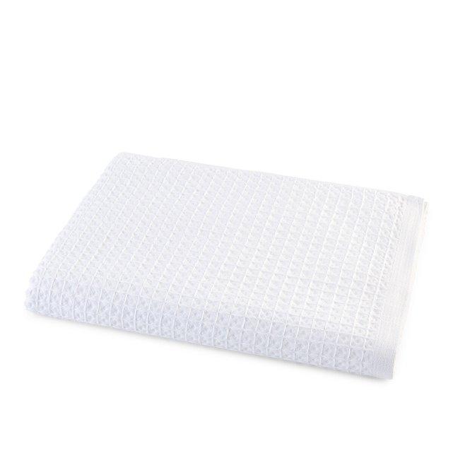 Πετσέτα μπάνιου από βιολογικό βαμβάκι με γκοφρέ υφή, Wafflie