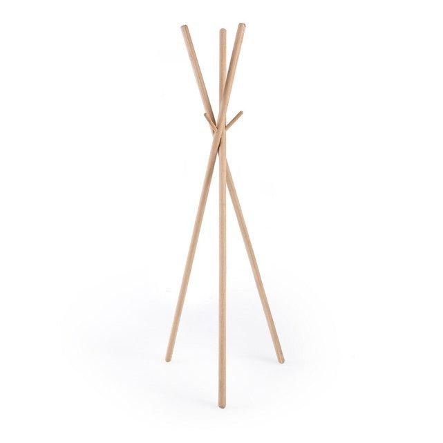 Kαλόγερος από μασίφ ξύλο δρυ FSC*, Compo