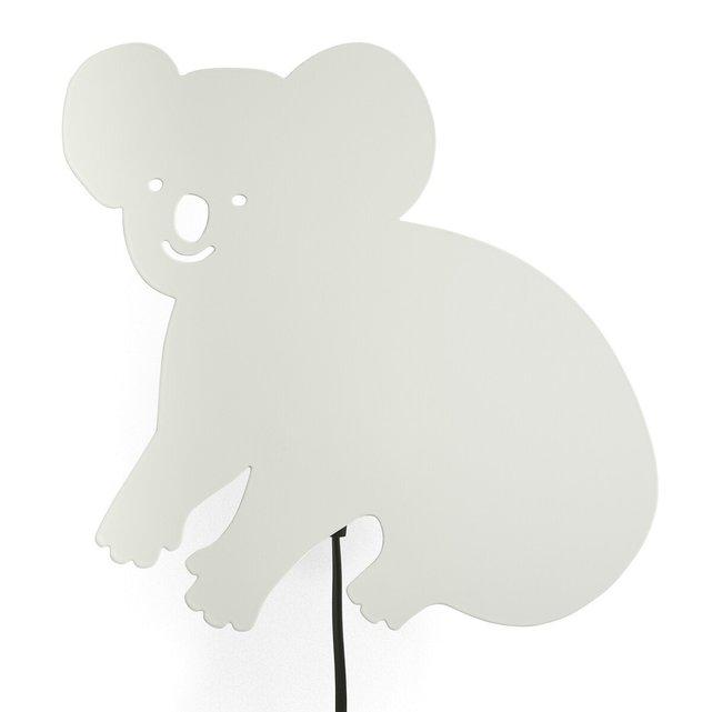 Μεταλλική απλίκα για το παιδικό δωμάτιο, Koala