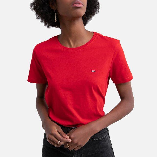Κοντομάνικη μεσάτη μπλούζα