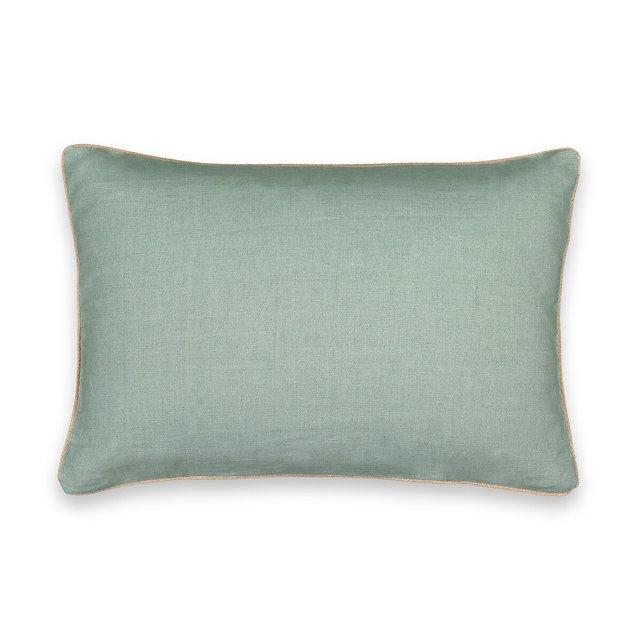 Θήκη για μαξιλαράκι από προπλυμένο λινό, Onega