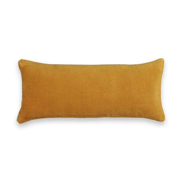 Δίχρωμο βελούδινο μαξιλαράκι, Velvet