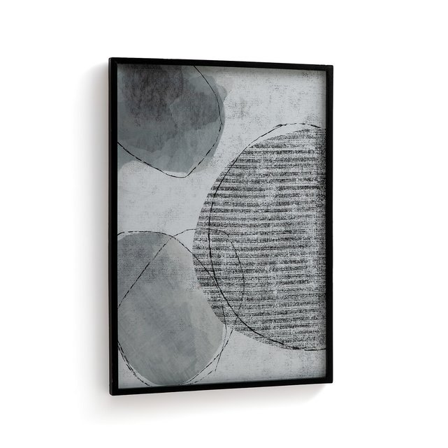 Αφίσα με γεωμετρικά σχέδια σε κορνίζα, Cemira