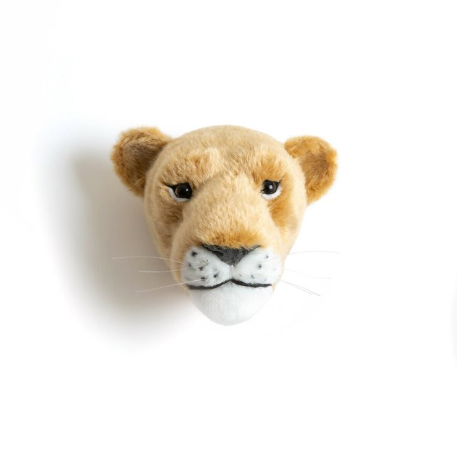 Παιδικό διακοσμητικό τοίχου κεφάλι λέαινας, Hayi