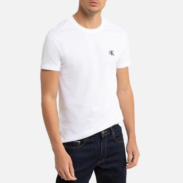 T-shirt σε γραμμή slim, CK Essential
