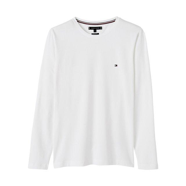 Μακρυμάνικη slim μπλούζα