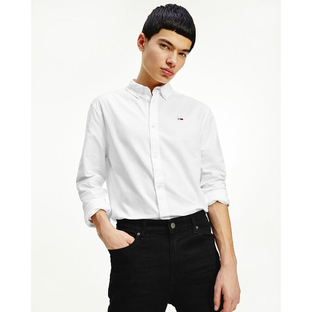 Slim πουκάμισο oxford