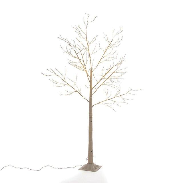 Χριστουγεννιάτικο δέντρο με φωτάκια Υ180 εκ., Djeva