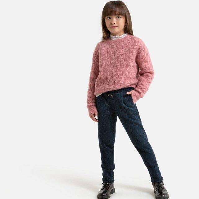 Παντελόνι jogpant από φανέλα, 2-14 ετών