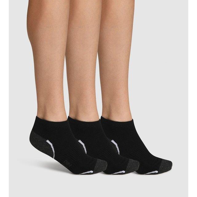 Κοντές αθλητικές κάλτσες (σετ των 3)