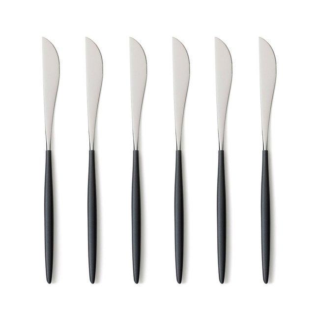 Σετ 6 ανοξείδωτα μαχαίρια, Barbule