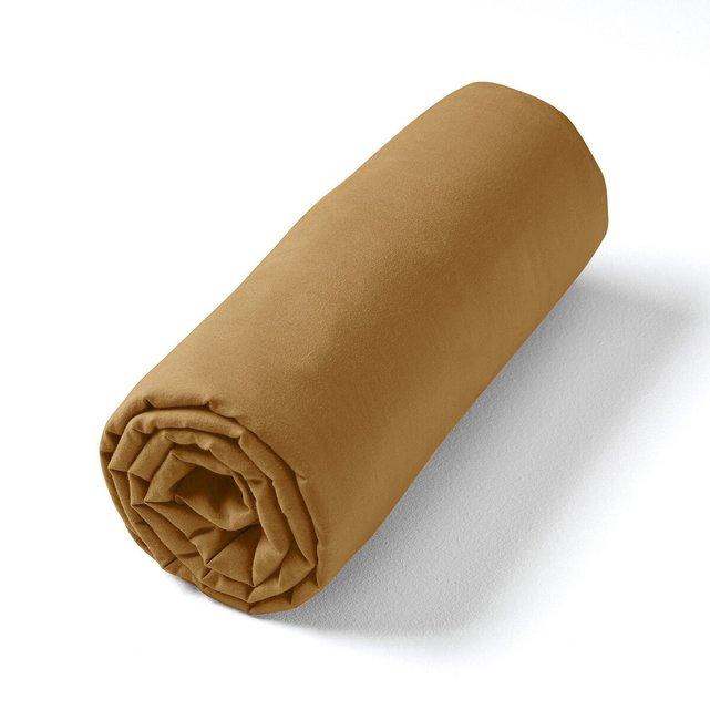 Σεντόνι με λάστιχο από προπλυμένο βαμβακερό βουάλ για στρώματα μεγάλου πάχους, Gypse