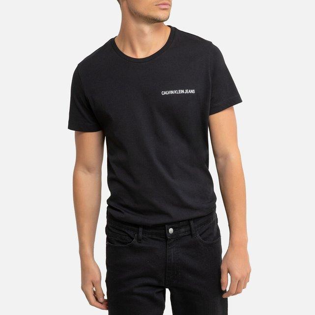 Κοντομάνικο slim T-shirt, Chest Institutional