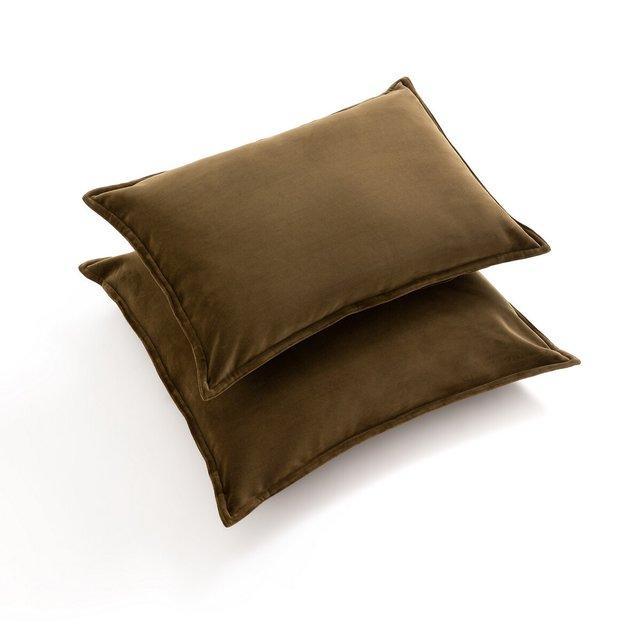 Βελούδινα μαξιλάρια για την πολυθρόνα, Dilma