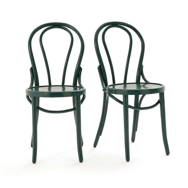 Σετ 2 καρέκλες σε στυλ μπιστρό, Bistro