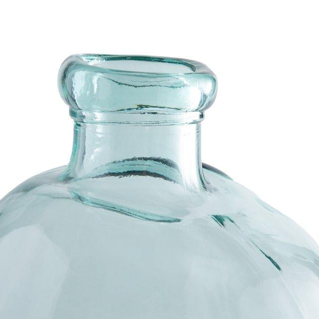 Γυάλινο βάζο σε στυλ νταμιτζάνας Y50 εκ., Izolia