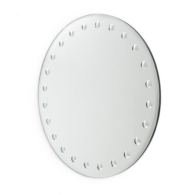 Καθρέφτης με κυρτό περίγραμμα Δ80 εκ., Roxane