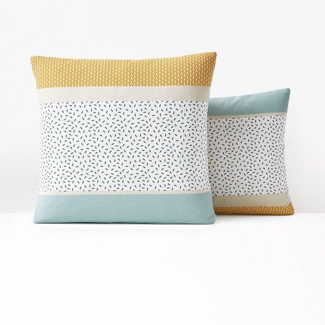 Βαμβακερή μαξιλαροθήκη, Happy Stripes